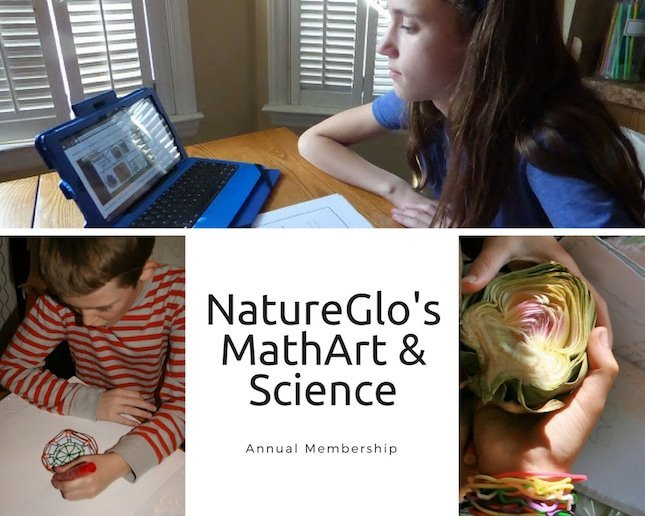 NatureGlo's MathArt and Science Membership