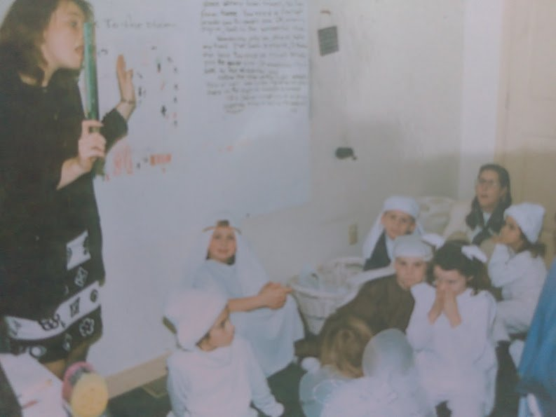 NatureGlo teaching at a Classical Education School
